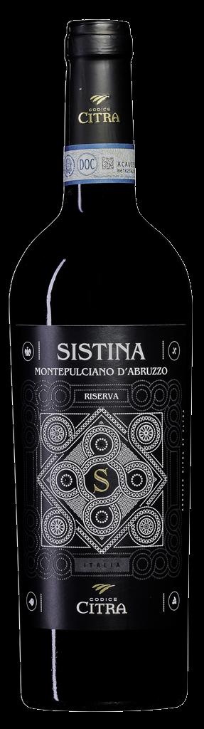 Sistina Montepulciano D'Abruzzo DOC Riserva