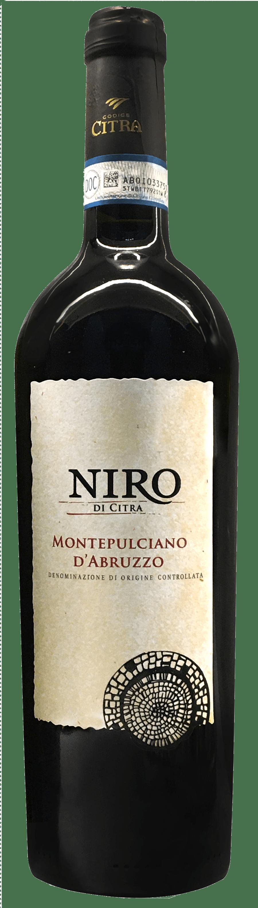 Niro di Citra Montepulciano D'Abruzzo