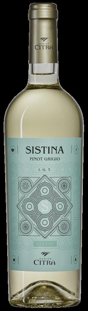 Sistina Pinot Grigio Terre di Chieti IGT